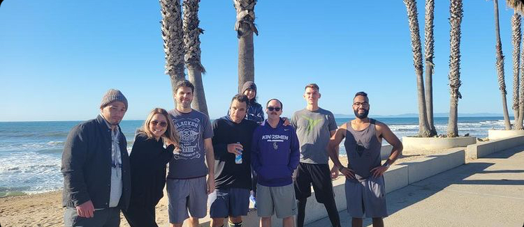 4x4x48 Challenge- A Fundraiser to Run for Clean Water and Healthy Beaches