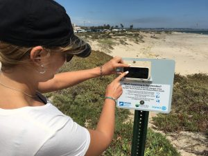 Community Science with Surfrider: Photopoint Monitoring at Surfers Point Dunes