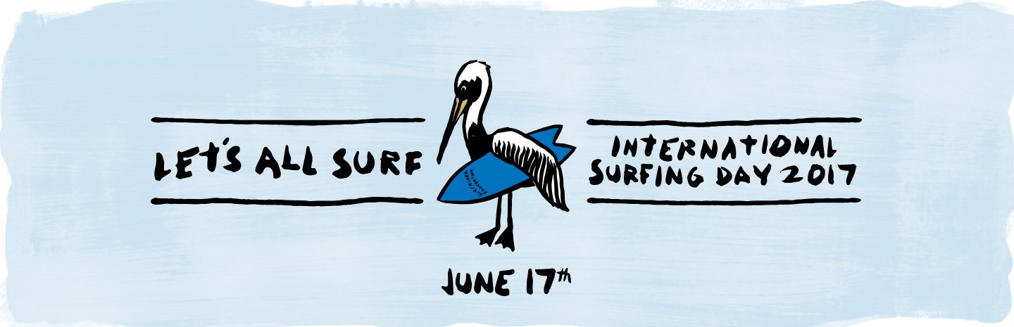 International Surfing Day is June 17th!