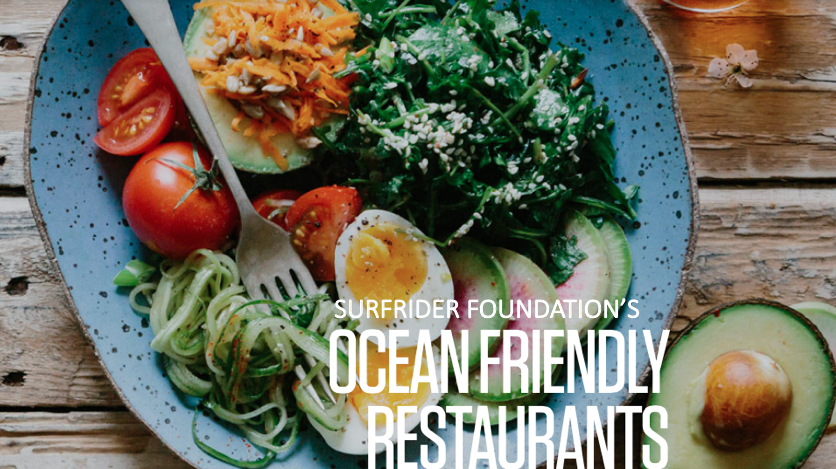 Want Your Go-To Takeout Spot to be a Certified Ocean Friendly Restaurant?